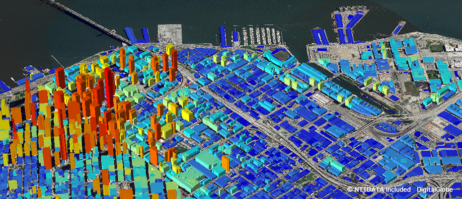 3D data(San Francisco SoMa