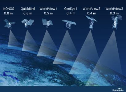 Technology Aw3d Global High Resolution 3d Map Global Digital