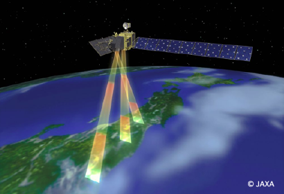Technology aw3d global high resolution 3d map global digital japanese satellite daichi alos with triplet stereo imageries by nadir forward publicscrutiny Gallery