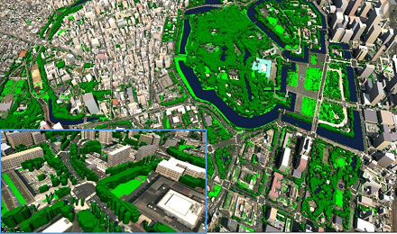 緑地管理・緑化計画